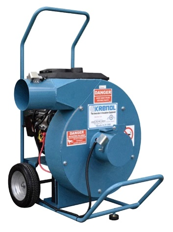 Krendl Gv 180 Insulation Removal Machine Climatizer