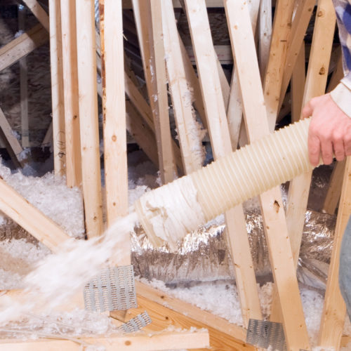 Saving Money: DIY Blow-In Insulation Guide